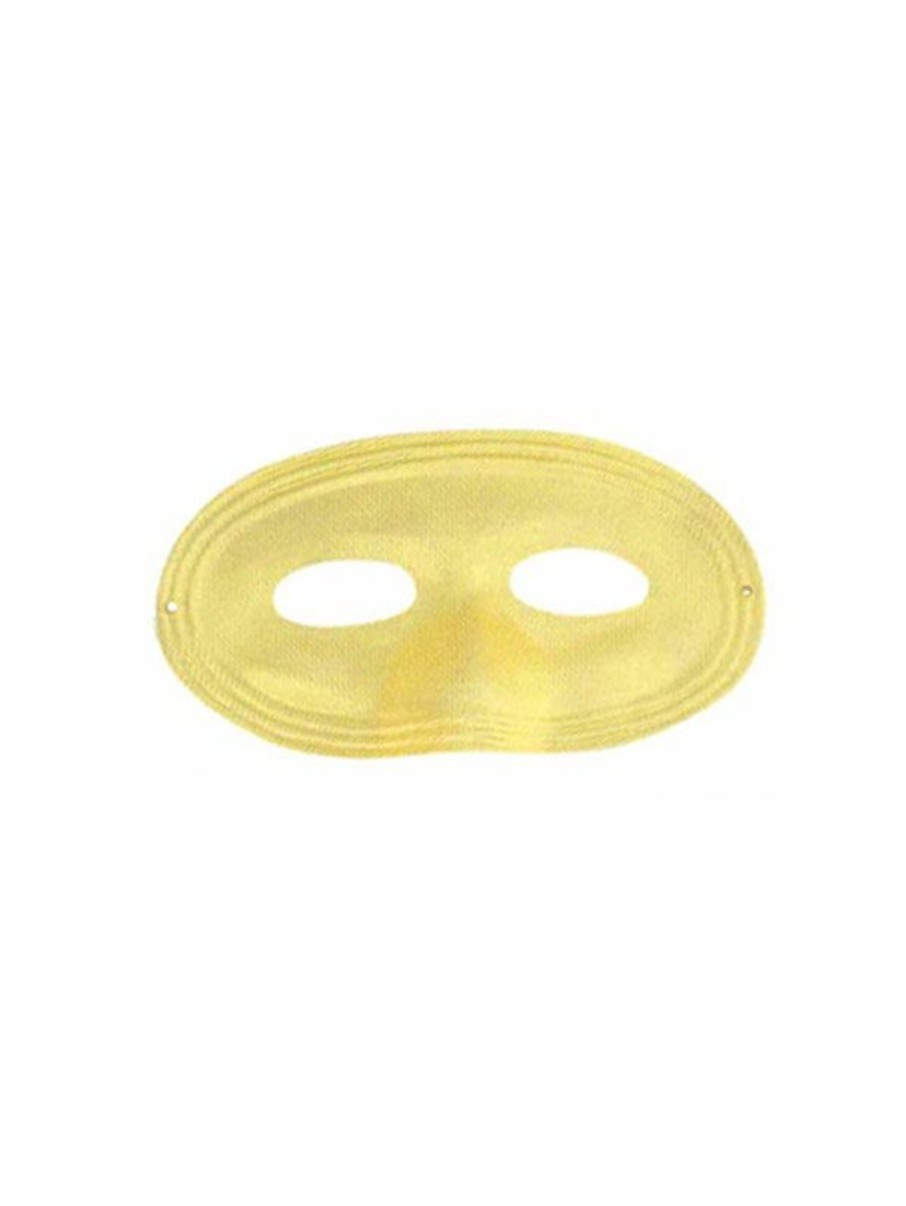 View larger image of Yellow Domino Mask