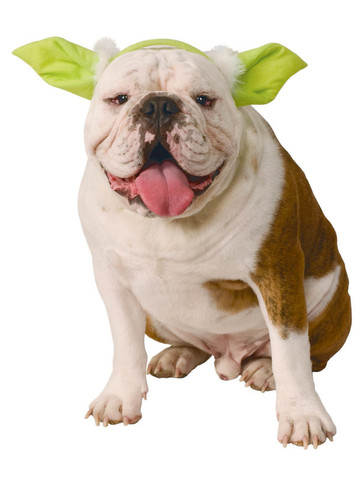 Yoda Dog Ears Headwear - Star Wars