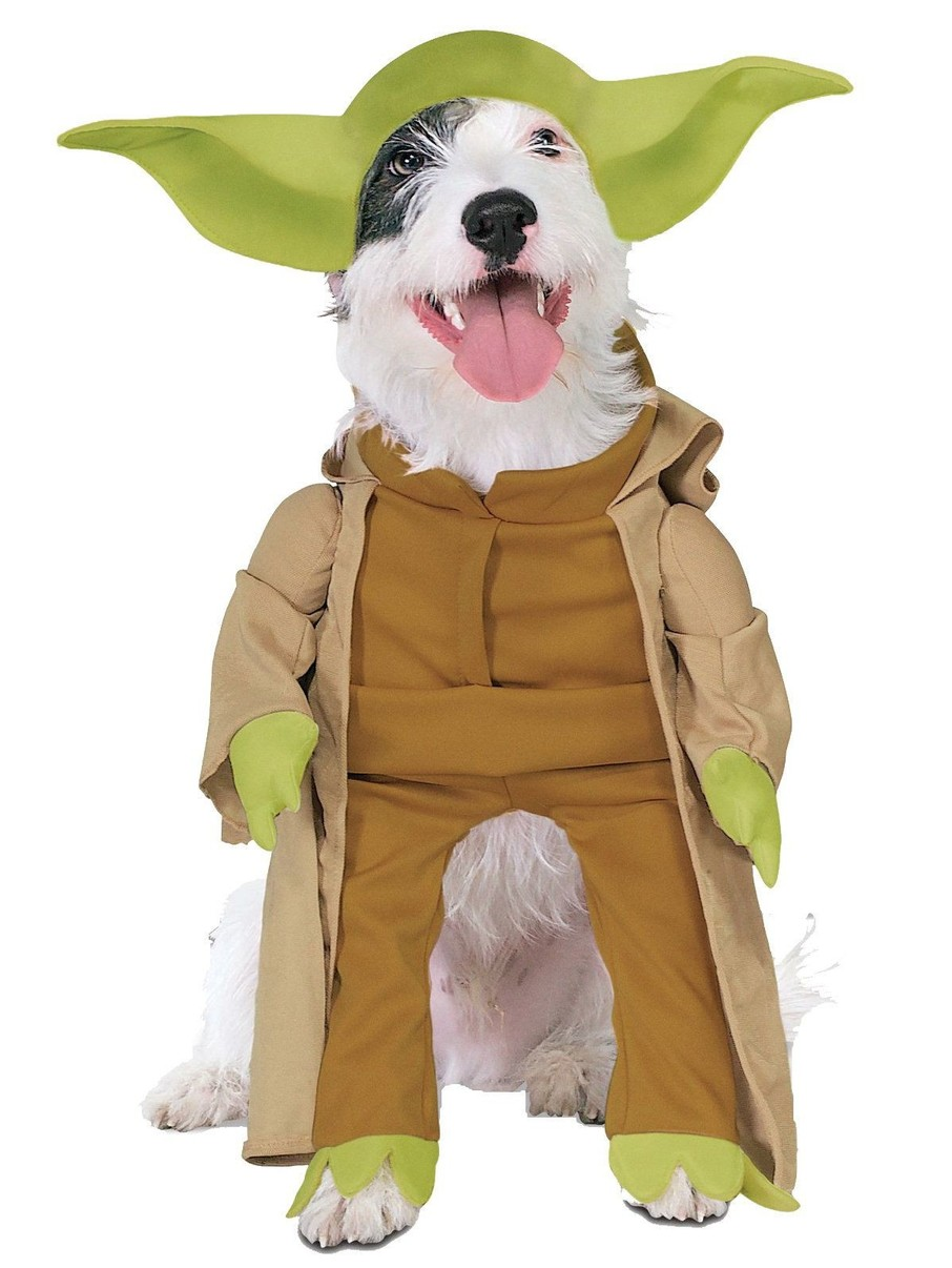 View larger image of Yoda Pet Costume