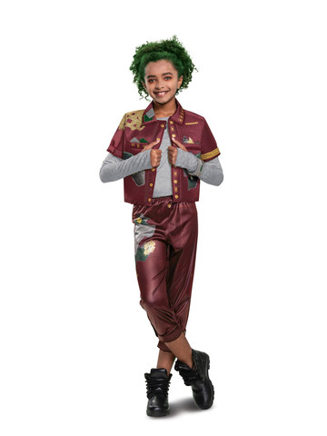 Z-O-M-B-I-E-S: Eliza Zombie Deluxe Costume for Girls