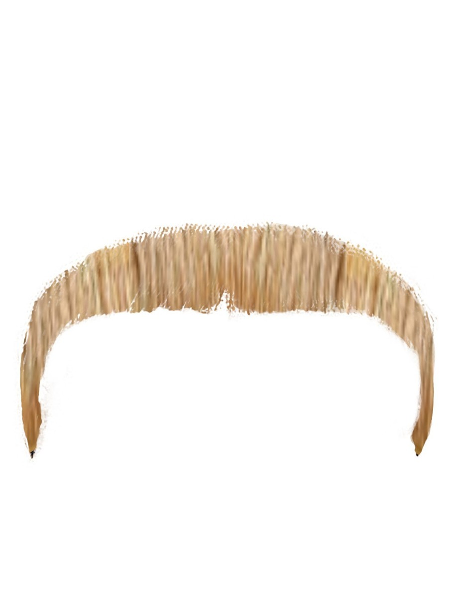 View larger image of Zapata Moustache Accessory - Blonde