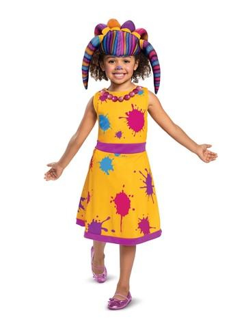 Zoe Walker Classic Super Monsters Costume for Toddlers