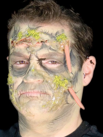 Zombie Character Makeup Kit