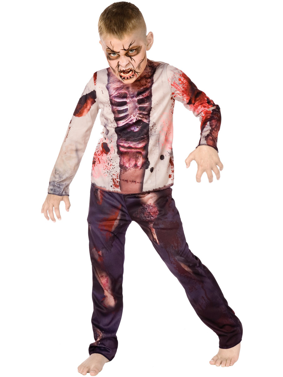 View larger image of Zombie Child Costume
