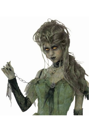 Undead Lady Wig